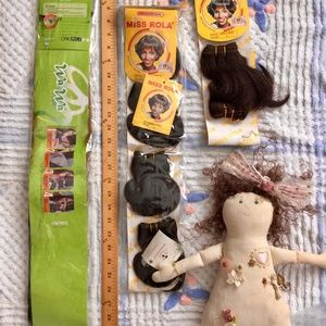 Accessories - Variety Hair Pieces Please Inquire Make Offer